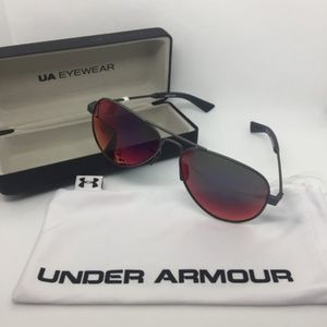 Under Armour Getaway Men's Sunglasses           2A